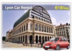 Lyon Car Rental